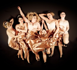 Tudor Queens, A Burlesque will run in the Canoe Theatre festival, January 24 - February 3