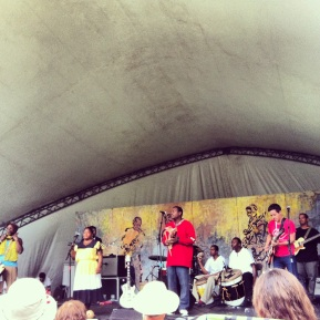 Danny Michel and The Garifuna Collective